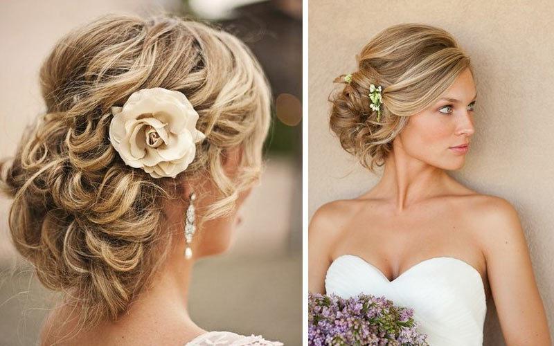 Coiffure Mariage Et Coloration Cheveux Avec Duo Beaute Votre Salon