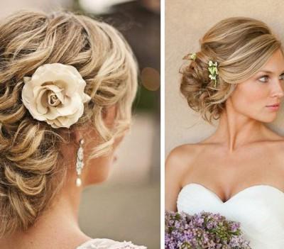 Coiffure mariage et coloration cheveux