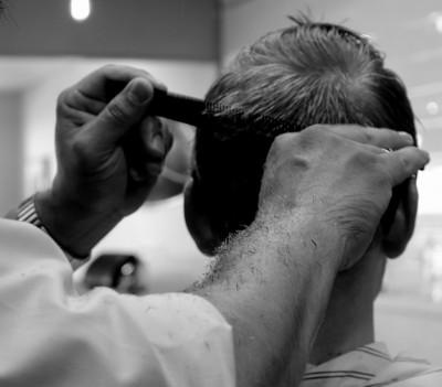 Entretien barbe et coupe homme